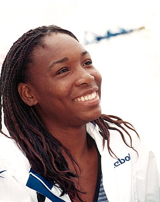 Venus Williams - Williams in 2001