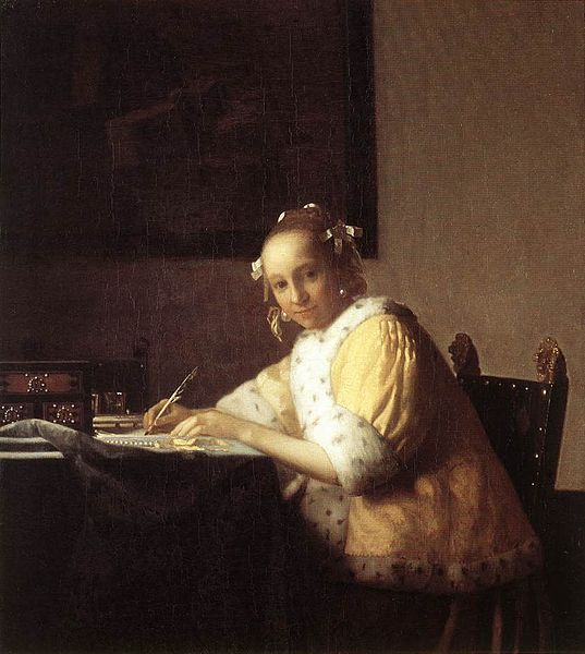 http://upload.wikimedia.org/wikipedia/commons/thumb/4/43/Vermeer_A_Lady_Writing.jpg/537px-Vermeer_A_Lady_Writing.jpg