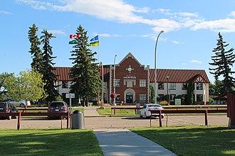 Lakeland College (Alberta) - Image: Vermilion, Alberta (28539766466)