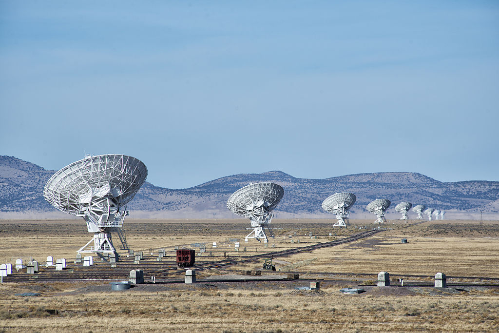 Very Large Array, 2012