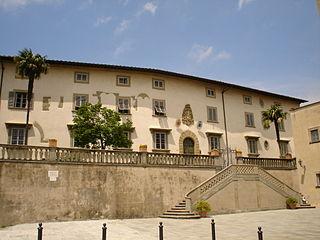 Episcopal Palace, Fiesole Italian episcopal palace