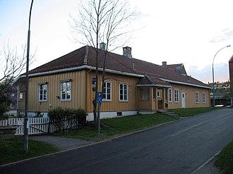 Sogn Studentby - Image: Vestre Sogn gård