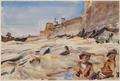 Viana do Castelo (c. 1903) - John Singer Sargent.png