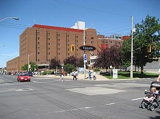 Michael G. DeGroote School of Medicine at McMaster University - Hamilton General Hospital