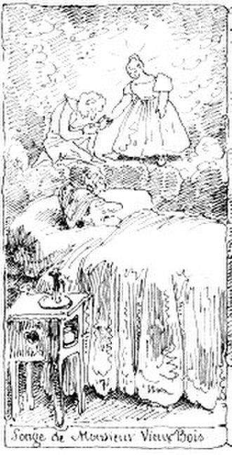 Histoire de M. Vieux Bois - Mr.Vieux Bois' dream
