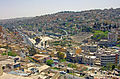 View of Amman and amphitheatre from Citadel Hill.jpg