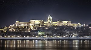 View of Buda Castle from the Danube River. - Budapest. 61 365² Opulencia (8261886103).jpg