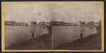View of West-Canada Creek below the bridge Newport N. Y., from Robert N. Dennis collection of stereoscopic views.png
