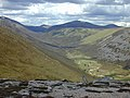 View up Glen Derry - geograph.org.uk - 1057256.jpg