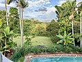 Views at Oxley Creek from a house in Corinda, Queensland.jpg