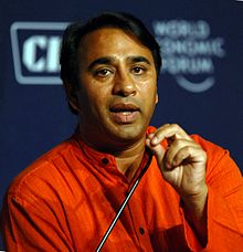Vikram Akula at the India Economic Summit 2008 cropped.jpg