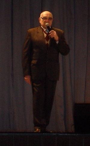 Viktor Tsybulenko - Viktor Tsybulenko in 2012