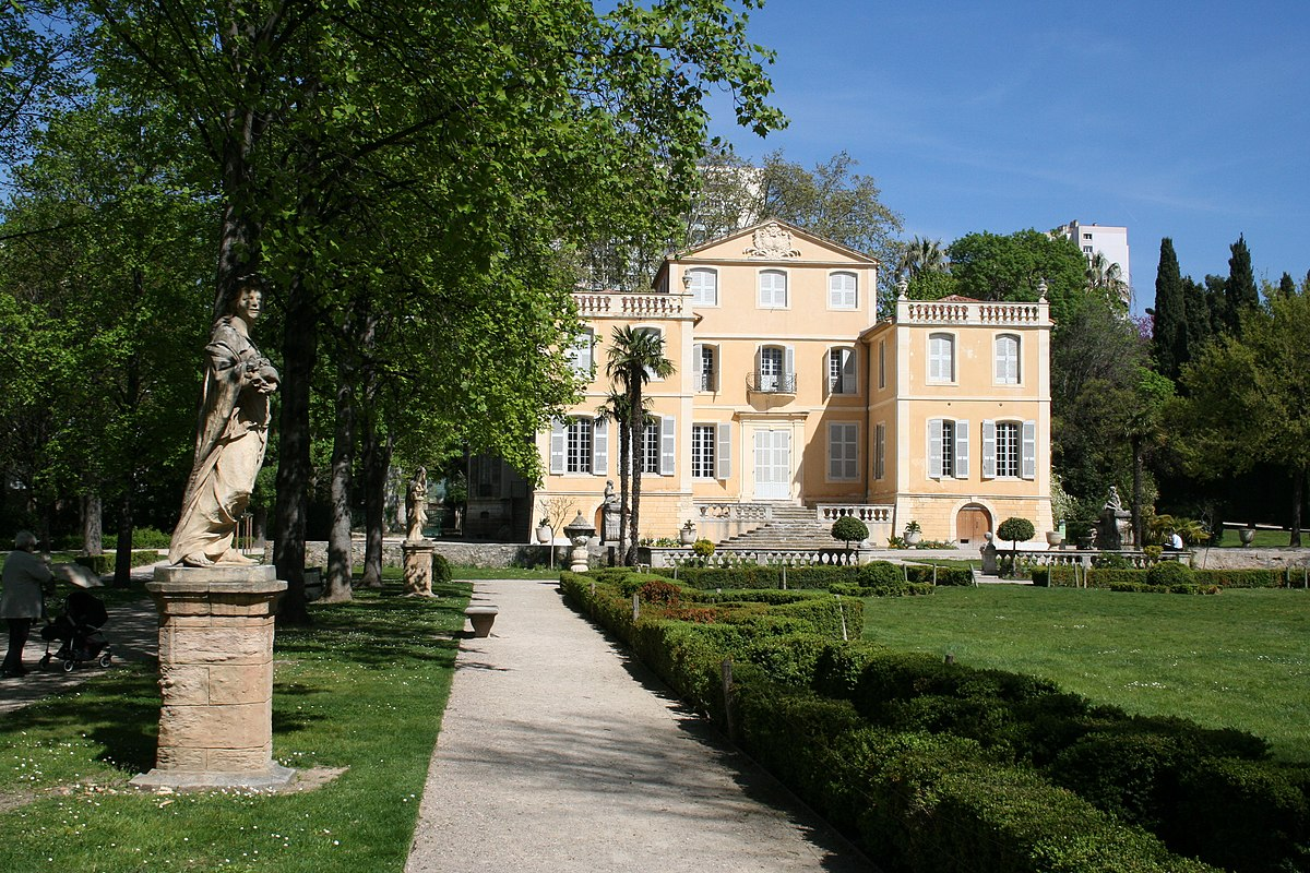 Jardin de la magalone wikip dia for Jardin de la