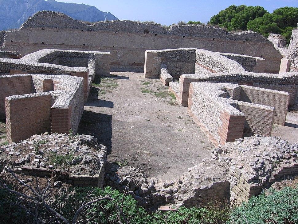 Villa Jovis (Restauriert)