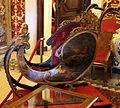 Villa del principe, sala del tributo a brenno, slittino del xviii sec..JPG
