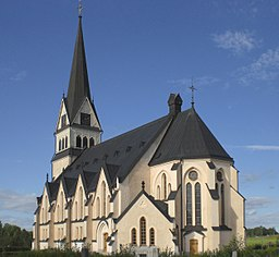 Vindelns kirke