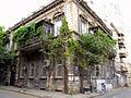 Vines Climb Old Building in Baku.jpg