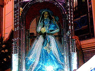 Loja, Ecuador - Virgin of El Cisne