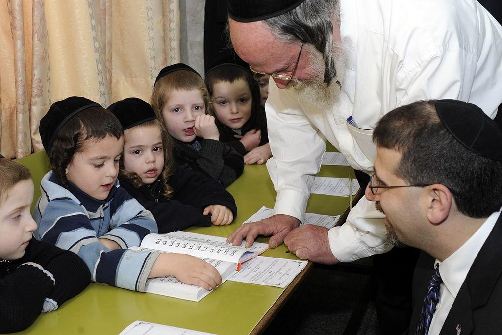 học sinh người do thái