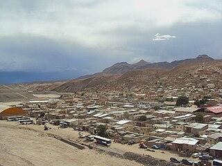 Atocha Municipality Municipality in Potosí Department, Bolivia