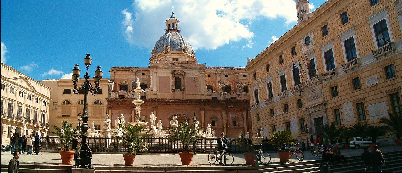 Hotel Siracusa Via Marsala  Roma