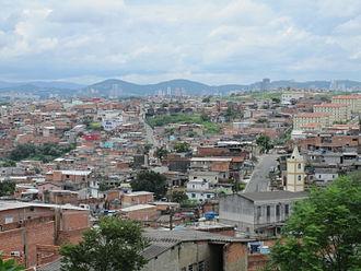 Carapicuíba - Downtown Carapicuíba.