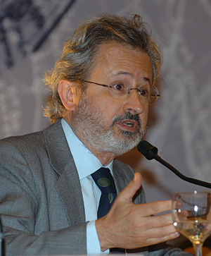 Português: O antropólogo brasileiro, Eduardo V...