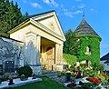 Voelkermarkt Tainach Friedhof Grabkapelle der Proepste 22082012 933.jpg