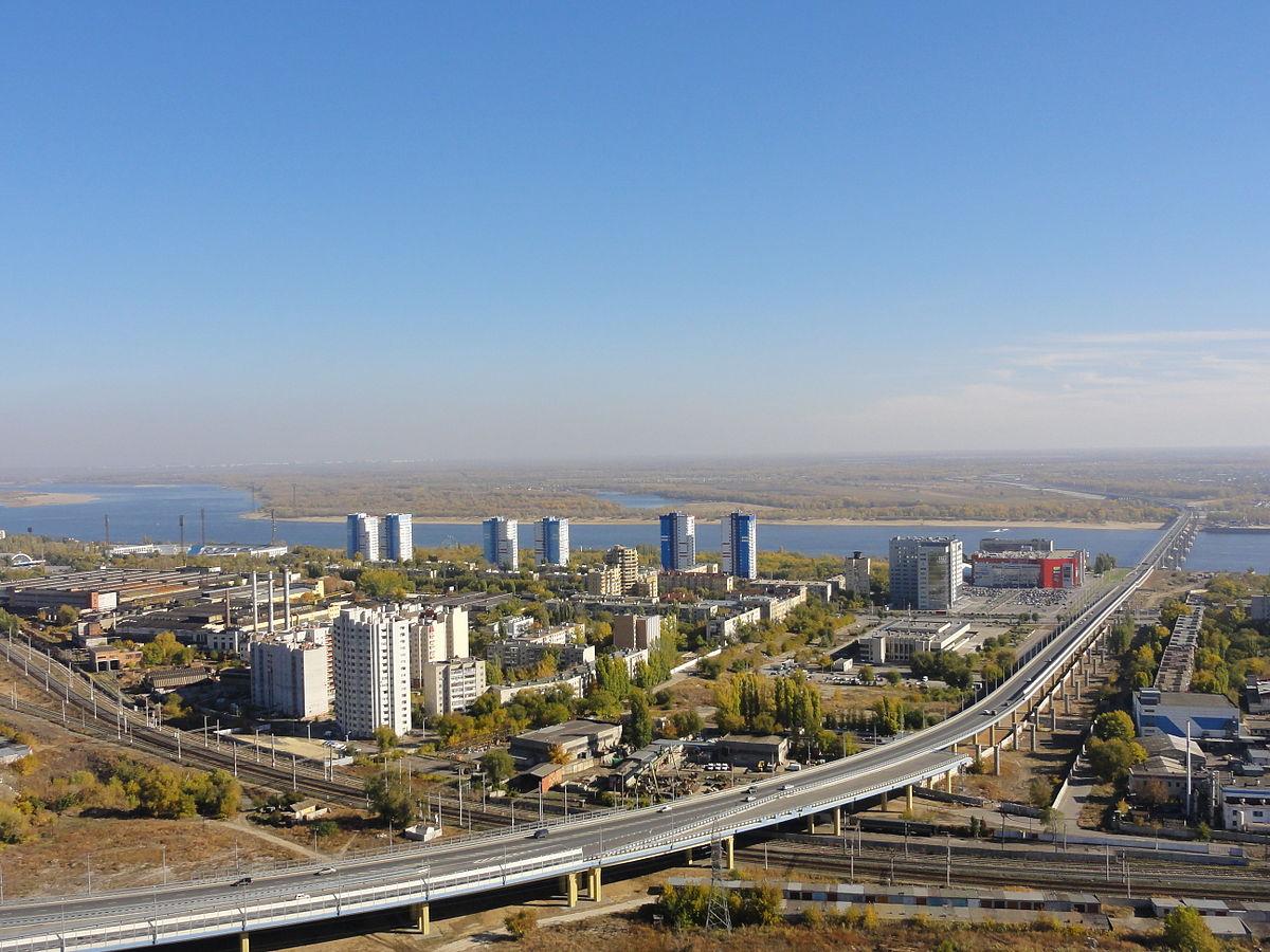 Волгоградский мост — Википедия