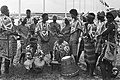 Voorbereiding onafhankelijkheid in Suriname Surinaams orkest in aktie, Bestanddeelnr 928-2873.jpg