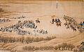 Voyage dans le Sud de l'empereur Kangxi par le peintre chinois Wang Hui 1632-1717.jpg