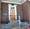 WLM - RuudMorijn - blocked by Flickr - - DSC 0185 Bestuursgebouw detail (voormalig raadhuis), Raadhuisstraat 5, Hooge Zwaluwe, rm 22206.jpg