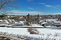 Walden, NY, after February 2013 nor'easter.jpg
