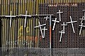 Wall of Crosses in Nogales 4.jpg