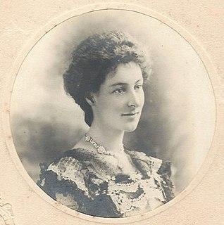 Marion Wallace Dunlop British artist and suffragette (1864-1942)