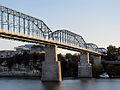 Walnut Street Bridge, Chattanooga, Tennessee.JPG