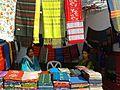 Wangala (Crop Festival) Mandi (Garo) women and their indigenous cloth-shop 03 (c) Biplob Rahman.jpg