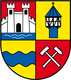 Coat of arms of Bördeaue