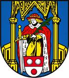 Das Wappen von Könnern
