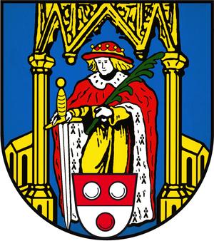 Könnern - Image: Wappen Koennern