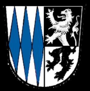 Pfaffing - Image: Wappen Pfaffing