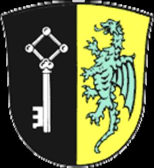 Söchtenau - Image: Wappen Soechtenau