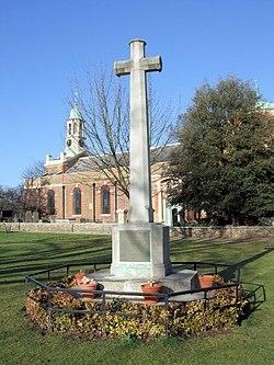 War Memorial, Kew Green - London. (6776025499).jpg