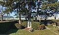 War grave for World war I+II on the cemetery Liesing in Vienna, Austria-full PNr°0549.jpg