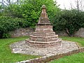 War memorial, Whittingehame - geograph.org.uk - 424900.jpg