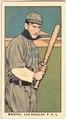 Waring, Los Angeles Team, baseball card portrait LCCN2008676997.tif