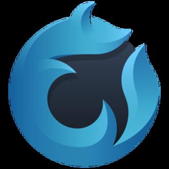 Waterfox - Image: Waterfox Logo (redesigned 2015)