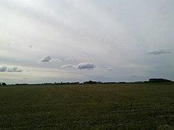 Weer een mooie lucht boven Eppenhuizen mijn geboorte plaats.jpg