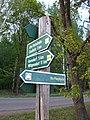 Wegweiser Via Porphyria beim Königshainer Wald.jpg