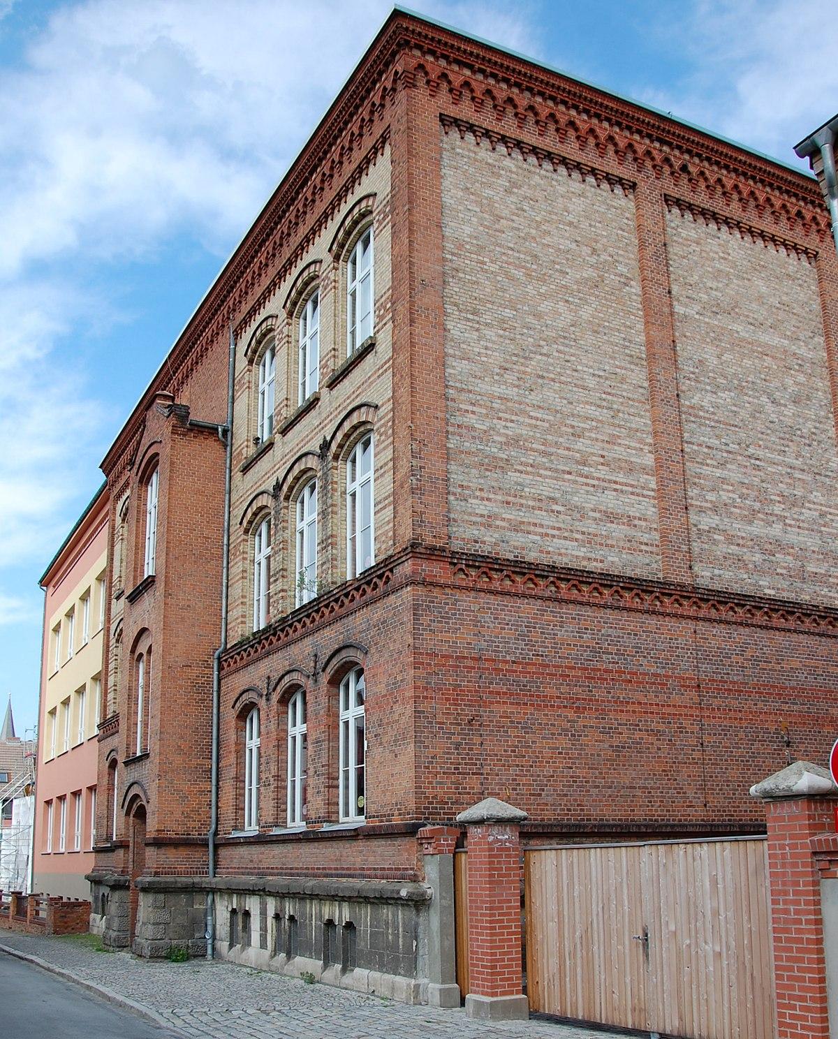 Haus Weingarten: Marktschule Quedlinburg